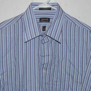 Arrow dress mens shirt size 16 1/2 J825